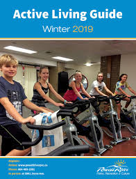 2019 winter active living guide