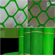Hdpe Plastic Screen 1 X3ftx30meters Premium Quality Polyethylene Screen Green Thick Shopee Philippines