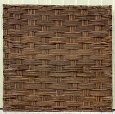 Braided Willow Panel Willow Fence Panels Paneling Fence Panels