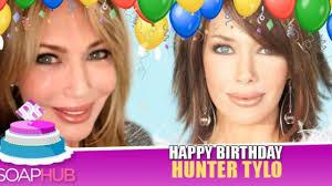 The Bold And The Beautiful Hunter Tylo Celebrates Amazing Milestone