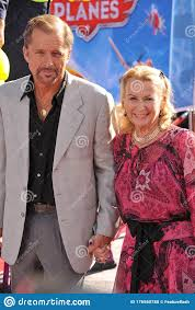 Juliet Mills & Maxwell Caulfield Editorial Image - Image of wife ...
