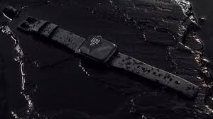 nomad apple watch active leather strap