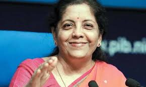 Sitharaman in 100 most influential women in UK list - The Hitavada