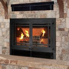 wilkening fireplace wood burning