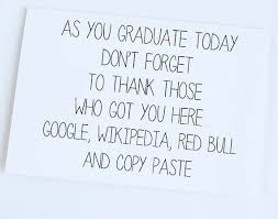 graduation card messages we need fun