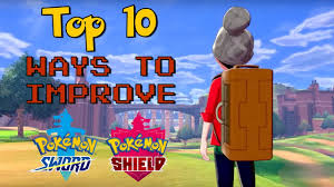 Top 10 Ways to Improve Pokemon Sword and Shield - YouTube