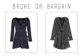 broke or bargain navy réalisation par
