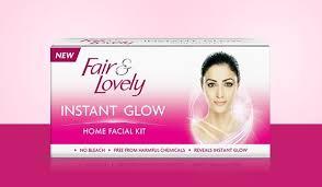 fair lovely instant glow home kit