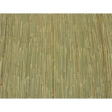 Eden 1 5 X 3m Natural Bamboo Screen Fencing Bunnings Warehouse