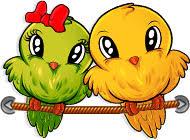 Скачать игру Птички бесплатно жанра Для детей