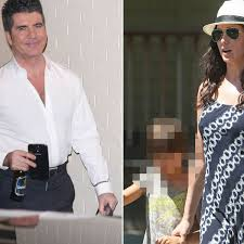 Simon Cowell allowed to play happy families with Lauren ...