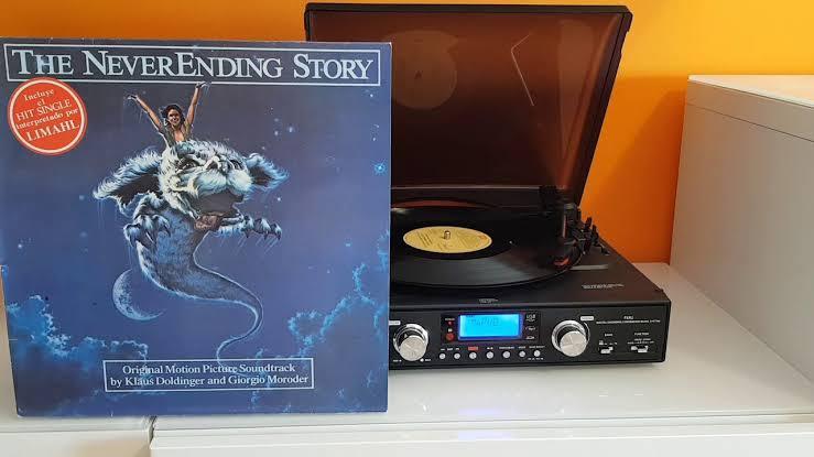 """Resultado de imagen para The Neverending Story lp"""""""