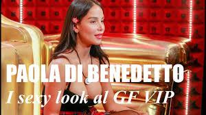 Paola Di Benedetto: la sex bomb vincitrice del Gf Vip 4