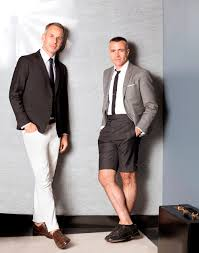 Adam Rapoport and Thom Browne: People 1: NYC Editorial Photographer Giorgio  Niro