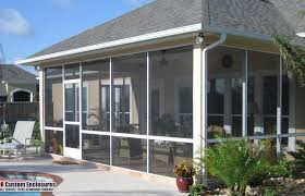 patio enclosures screened rooms fdr