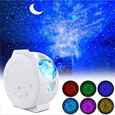 Led Night Light Projector Luxonic3 In 1 Sky Star Projector Night Light For Room Ocean Wave Laser Christmas Projector Light Decorative Moon Light With Sound Activated For Kids Bedroom Party Holidays Buy Products Online