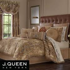 luciana damask comforter bedding by j