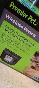 Wireless Fence Premier Pet