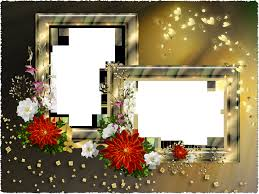 8 indian wedding psd frames for
