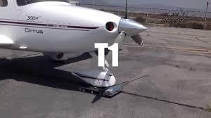 scott s homemade airplane tug by n3661a
