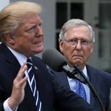Mitch McConnell: ruthless operator determined to triumph for Trump | US  news | The Guardian