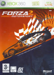 forza motorsport 2 limited collector s