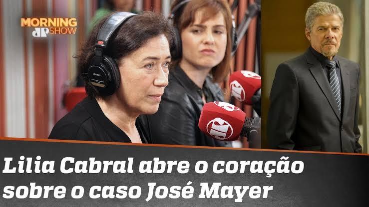 Resultado de imagem para Lilia Cabral e jose mayer