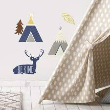 Adventure Awaits Animal Wall Decals Roommates Decor