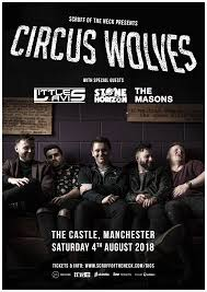 CIRCUS WOLVES - The Castle Hotel