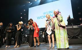 Galvanizing global attention, world leaders, celebrities and activists  unveil Planet 50-50 by 2030: Step It Up for Gender Equality – United  Nations Sustainable Development