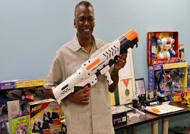Meet George Johnson, the inventor of the water pistol that fetched ...