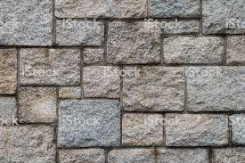Stone Block Wall Surface Texture Of Fence Wall Stock Photo Download Image Now Istock