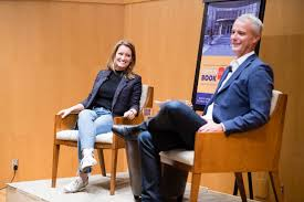Open Book/Open Mind: Katy Tur talks about her new book at Montclair Public  Library - Montclair Local News