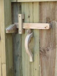 Image Result For Two Way Gate Latch For Wooden Fence Wooden Gates Diy Gate Wooden Hinges