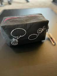 nwt victoria secret pink makeup bag