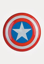 Escudo Del Capitan America Ideas Y Material Gratis Para Fiestas