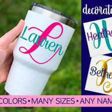Decals For Yeti Cups Etsy