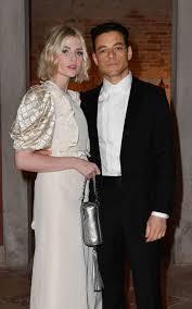 Rami Malek e Lucy Boynton alla Mostra del Cinema di Venezia