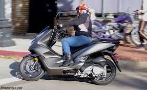 2019 honda pcx150 review motorcycle