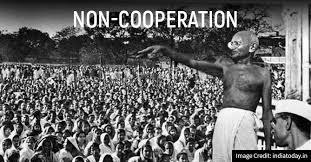 Non-Cooperation Movement (1920)   My India