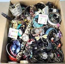 pound fashion wearable jewelry lot as
