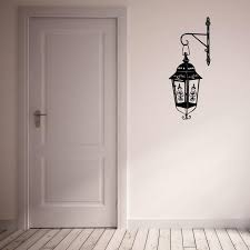 Classic Lamp Wall Decal Style And Apply