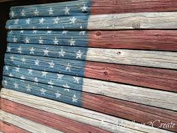 Stars And Stripes Forever Rustic Fence American Flag My Love 2 Create