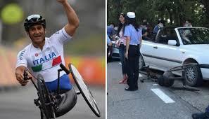 Alex Zanardi incidente in handbike: come sta