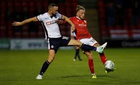 Dad's coming home – Aaron Wilbraham returns to Manchester after three years  away from family