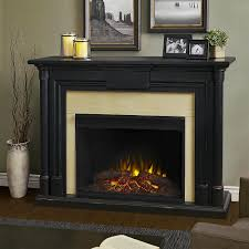 real flame maxwell grand blackwash