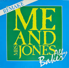 Abby Baker - Me And Mrs Jones (Remake) | Releases | Discogs