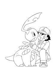 Pokemon Jij Bent Lief Pokemon Kleurplaten Kleurplaat Com