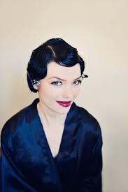 1920s makeup inspiration deco weddings