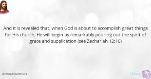 unknown quote about accomplish church great things all